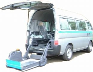 介護タクシー富士見平写真1